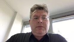 Knut Lambertin, Vorsitzender der SPD Pankow