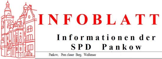 Infoblatt der SPD Pankow